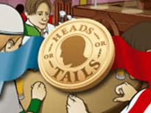 Heads Or Tails от Playtech – знаменитый виртуальный автомат