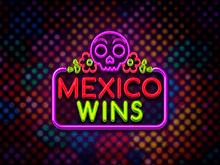 Играть в аппарат Mexico Wins и получить большие шансы на победу